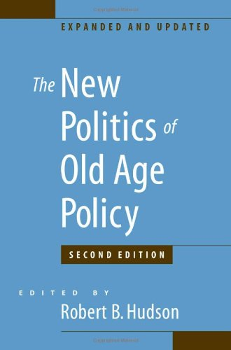 New Politics of Old Age Policy  2nd 2010 edition cover