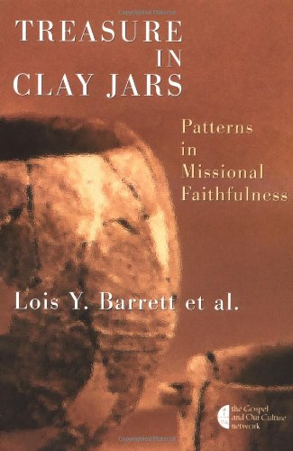 Treasure in Clay Jars Patterns in Missional Faithfulness  2004 edition cover