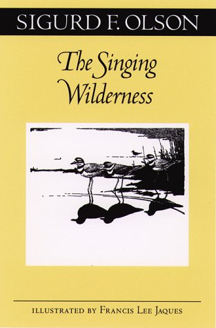 Singing Wilderness  N/A edition cover
