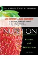 Nutrition Science and Applications 3rd 2014 edition cover