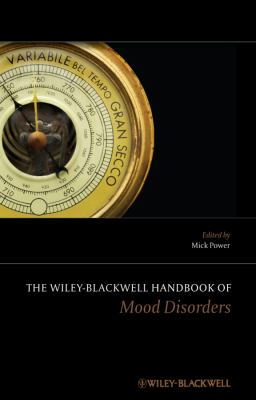 Wiley-Blackwell Handbook of Mood Disorders  2nd 2013 edition cover