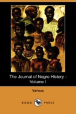 Journal of Negro History   2008 9781406573923 Front Cover
