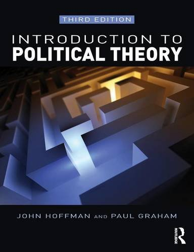 Introduction to Political Theory 3rd 2014 (Revised) edition cover