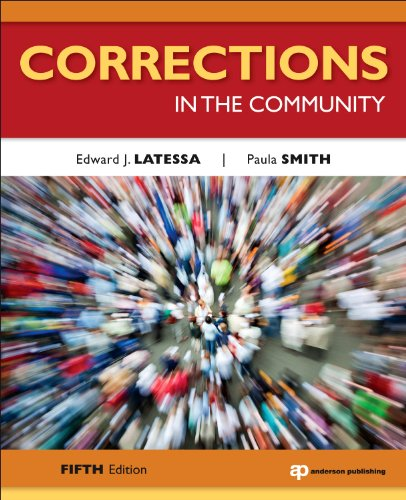 Corrections in the Community  5th 2011 (Revised) edition cover