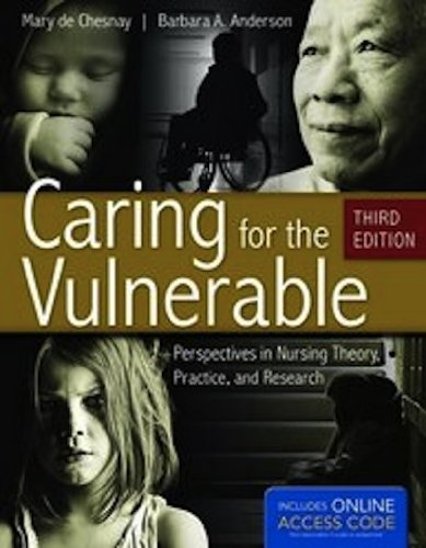 Caring for the Vulnerable  3rd 2012 edition cover