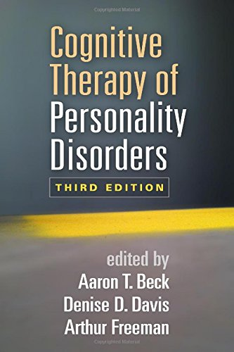 Cognitive Therapy of Personality Disorders, Third Edition  3rd 2015 (Revised) edition cover