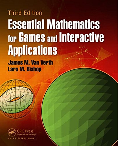 Essential Mathematics for Games and Interactive Applications, Third Edition  3rd 2015 (Revised) edition cover