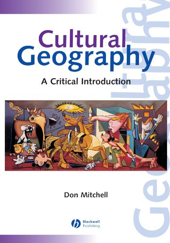 Cultural Geography A Critical Introduction  2000 edition cover