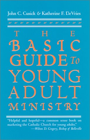 Basic Guide to Young Adult Ministry  2001 edition cover