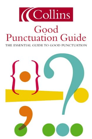 Collins Good Punctuation (Collins Word Power) N/A edition cover