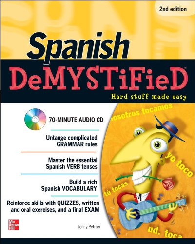 Spanish  2nd 2011 edition cover