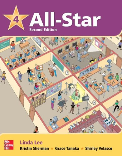 All Star, Level 4  2nd 2011 edition cover