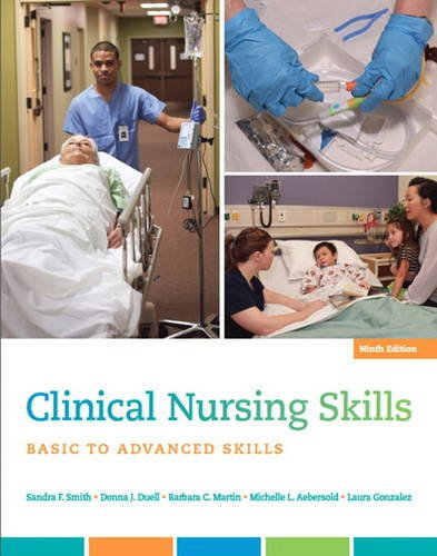 Clinical Nursing Skills: Basic to Advanced Skills  2016 9780134087924 Front Cover