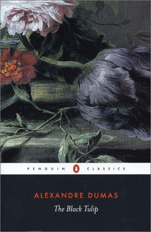 Black Tulip   2003 edition cover