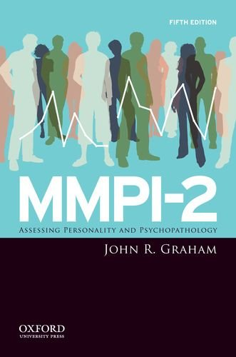 MMPI-2 Assessing Personality and Psychopathology 5th 2011 edition cover