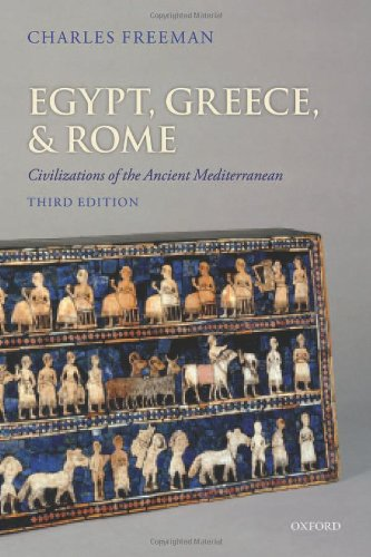 Egypt, Greece, and Rome Civilizations of the Ancient Mediterranean 3rd 2014 edition cover