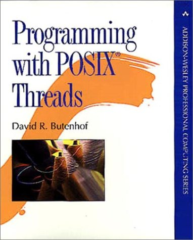 Programming with POSIX Threads   1997 edition cover