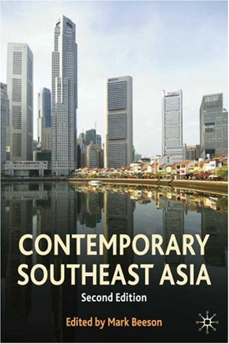 Contemporary Southeast Asia  2nd 2009 9780230202924 Front Cover
