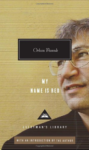 My Name Is Red   2010 edition cover