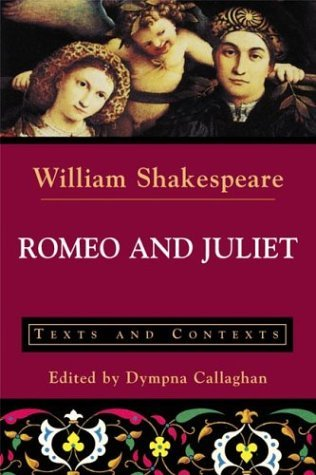 Romeo and Juliet Texts and Contexts  2003 edition cover