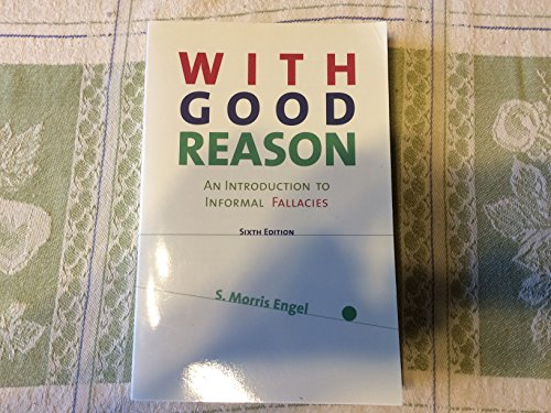 WITH GOOD REASON >INSTRS.ED< 6th 2000 edition cover