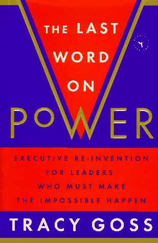 Last Word on Power  N/A edition cover