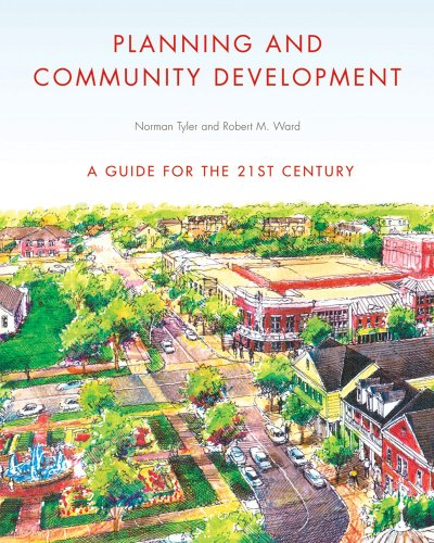 Planning and Community Development A Guide for the 21st Century  2010 edition cover