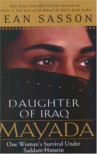 Mayada, Daughter of Iraq One Woman's Survival under Saddam Hussein  2004 edition cover