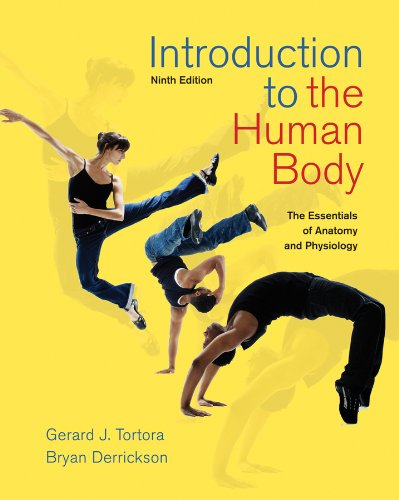 Introduction to the Human Body  9th 2012 edition cover