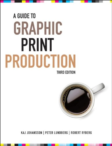 Guide to Graphic Print Production  3rd 2012 edition cover