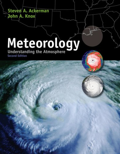 Meteorology Understanding the Atmosphere 2nd 2007 9780495108924 Front Cover