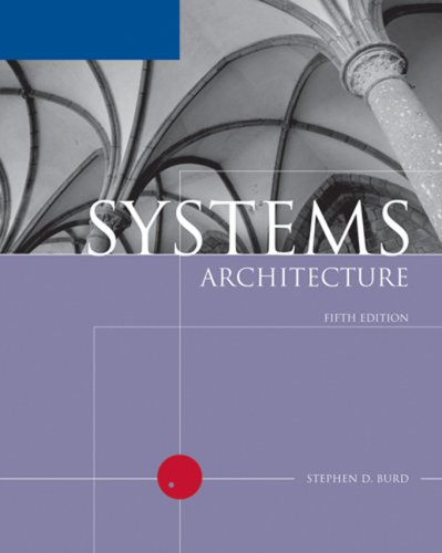 Systems Architecture  5th 2006 (Revised) edition cover