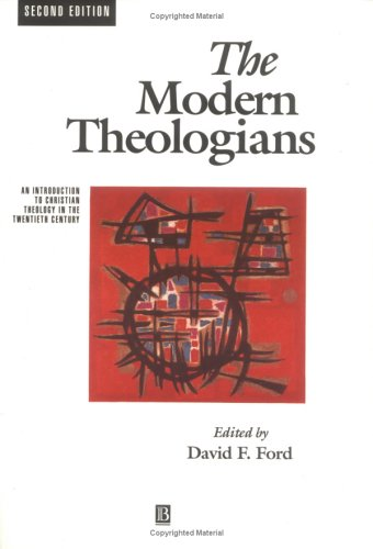Modern Theologians An Introduction to Christian Theology in the Twentieth Century 2nd 1997 (Revised) edition cover