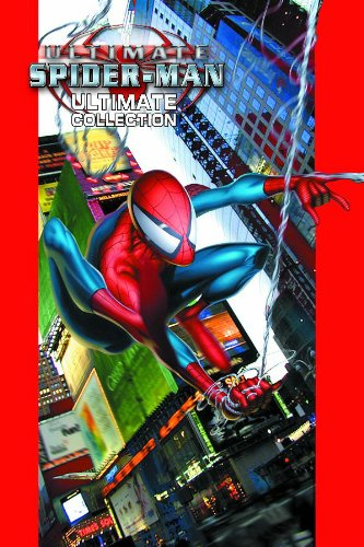 Ultimate Spider-Man   2007 edition cover