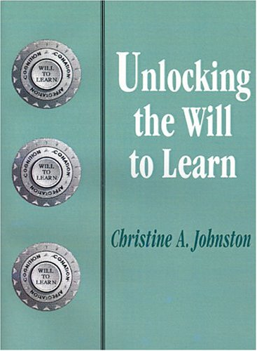 Unlocking the Will to Learn   1996 edition cover
