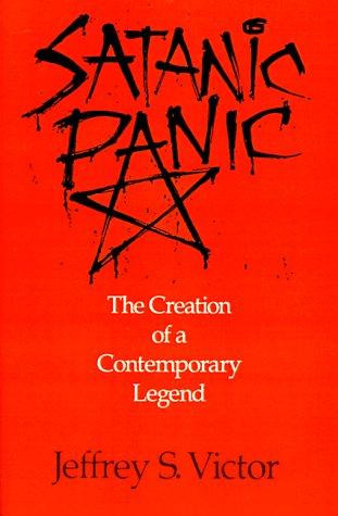 Satanic Panic   1993 edition cover