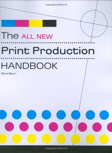 All New Print Production Handbook  N/A 9780823099924 Front Cover