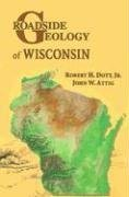 Roadside Geology of Wisconsin   2004 edition cover