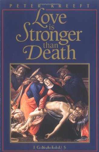 Love Is Stronger Than Death 1st (Reprint) 9780898703924 Front Cover