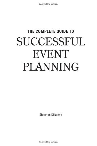 Complete Guide to Successful Event Planning   2006 edition cover