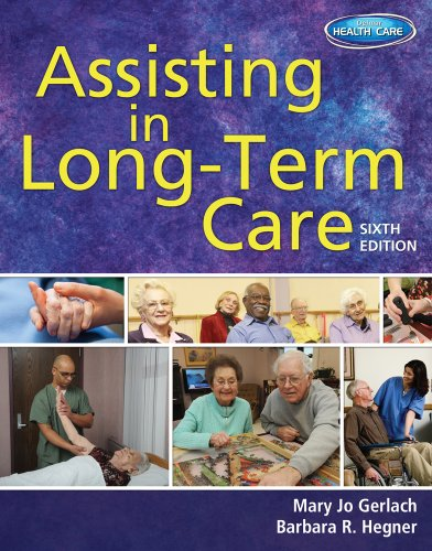 Assisting in Long-Term Care  6th 2014 9781111539924 Front Cover