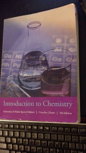 INTRODUCTION TO CHEMISTRY >CUSTOM<      N/A 9781285128924 Front Cover