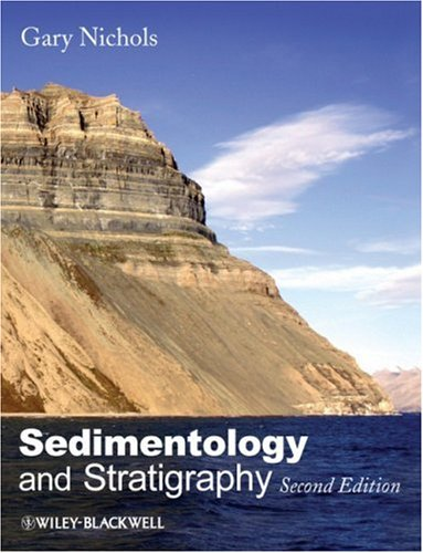 Sedimentology and Stratigraphy  2nd 2009 edition cover