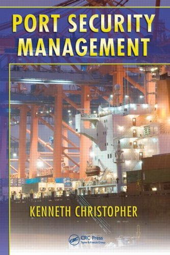 Port Security Management   2010 9781420068924 Front Cover