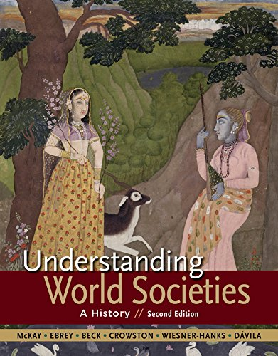Understanding World Societies: A History  2015 edition cover