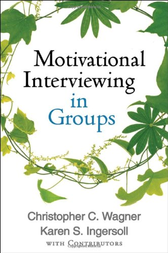 Motivational Interviewing in Groups   2013 edition cover