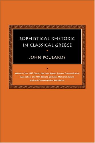 Sophistical Rhetoric in Classical Greece  N/A edition cover