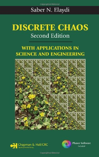 Discrete Chaos With Applications in Science and Engineering 2nd 2007 (Revised) edition cover