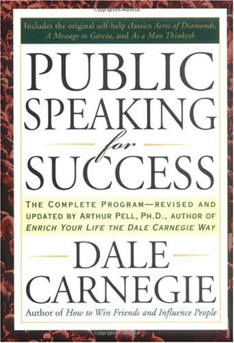 Public Speaking for Success   2006 edition cover
