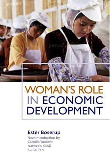 Woman's Role in Economic Development   2007 9781844073924 Front Cover